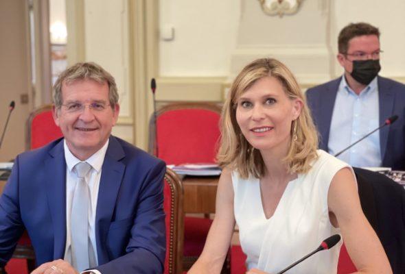 Je continuerai à représenter le département de Haute-Savoie dans les instances de coopération franco-suisses et certains programmes européens