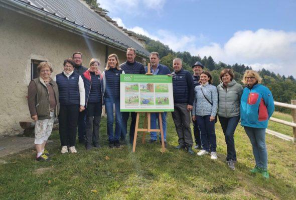 Présilly / Sortie sur le Mont Salève à la découverte des alpages