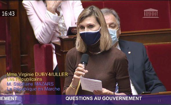 🏛 Retrouvez ci-dessous ma question au gouvernement sur les dérives de l'islamo-gauchisme à Sciences Po Grenoble.