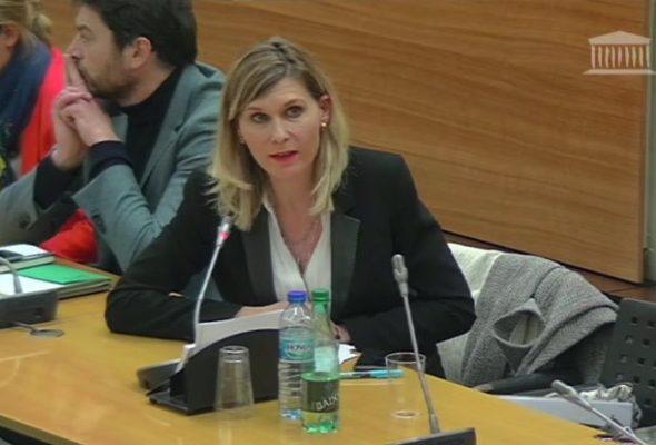 Commission des lois : Audition de M. Olivier Dussopt, secrétaire d'Etat